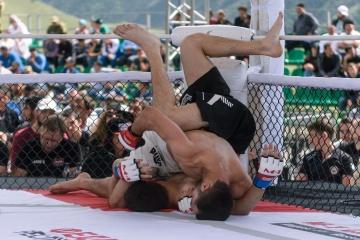 Зака Фатуллазаде vs Сергей Морозов, M-1 Challenge 95