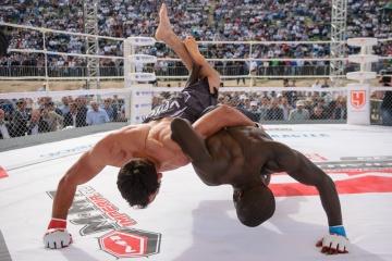 Грегори Бабен vs Ренат Лятифов, M-1 Challenge 49
