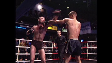 Данила Веселов vs Илья Кудряшов, M-1 MFC - Exclusive Fight Night 3