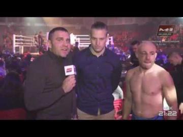 "Chris Kelades: ""I want a rematch with Alexander Pletenko"""
