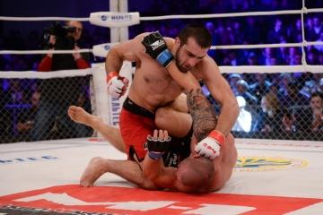 Магомед Мутаев vs Бартош Хырек, M-1 Challenge 52