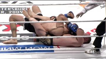Анатолий Токов vs Анатолий Винтовкин, M-1 Selection 2009 9