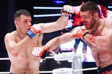 Мозес Мурриетта vs Андрей Селедцов, M-1 Challenge 77