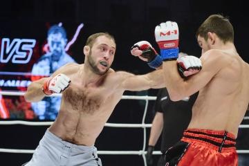 Микаэль Силандер vs Александр Доскальчук, M-1 Challenge 99