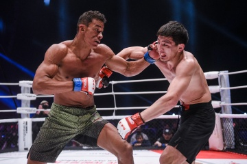 Rubenilton Pereira vs Rinat Sayakbaev, M-1 Challenge 88