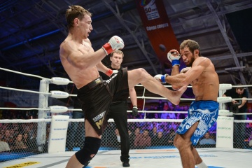 Mairbek Taisumov vs Artem Damkovsky, M-1 Challenge 44