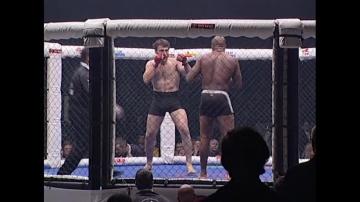 Гилберт Айвел vs Ибрагим Магомедов, M-1 MFC - Russia vs. the World 2