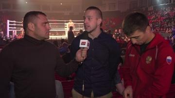 "Khamzat Dalgiev: ""I desire a rematch with Nate Landwehr"""