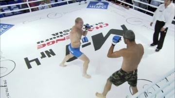 Карлос Валери vs Юрий Ивлев, M-1 Challenge 04
