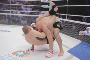 Иосип Артукович vs Денис Генюк, M-1 Challenge 60