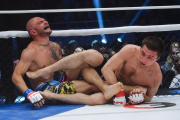 Драган Пешич vs Хамзат Далгиев, M-1 Challenge 79