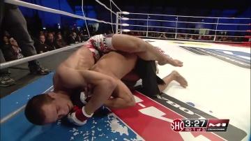 Александр Сарнавский vs Сергио Кортез, M-1 Challenge 30
