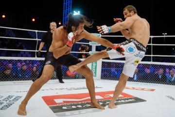 Алешандре Рамос vs Алексей Кунченко, M-1 Challenge 62