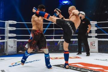Murodzhon Kodirov vs Maksim Pugachev, M-1 Challenge 68