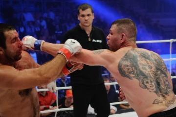 Сергей Корнев vs Марчин Зонтек, M-1 Challenge 34