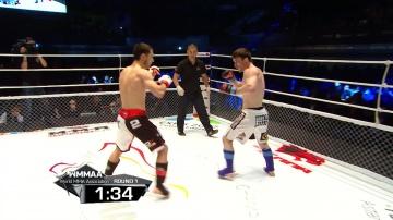 Sergey Morozov vs Abdulmutalip Gairbekov, M-1 Challenge 48