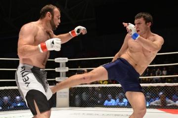 Руслан Бусел vs Асиф Тагиев, M-1 Challenge 43