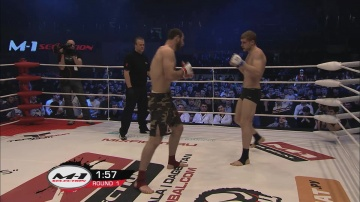 Салим Даудов vs Роман Багов, M-1 Selection 2011 - European Tournament