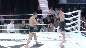 Радмир Габдуллин vs Артур Авакян, M-1 Selection 2009 1
