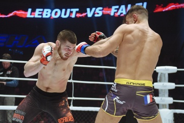 Mickael Lebout vs Sergey Falei, M-1 Challenge 89
