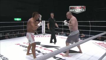 Роб Броутон vs Юсуке Кавагучи, M-1 Challenge 14