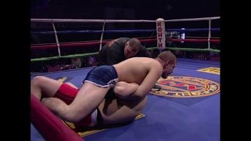Игорь Абаев vs Владимир Кученко, MFC Mix-Fight 2004
