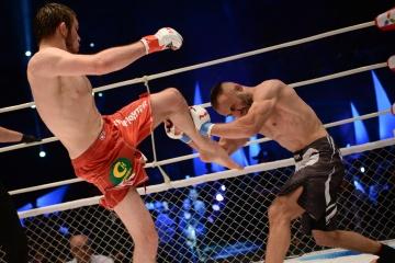 Paata Robakidze vs Magomed Magomedov, M-1 Challenge 48