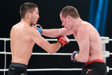 Александр Лунга vs Баир Штепин, M-1 Challenge 72