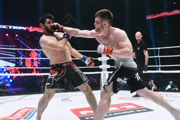 Ахмадхан Оздоев vs Данила Приказа, M-1 Challenge 84