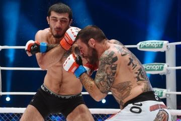Луиджи Фиораванти vs Рамазан Эмеев, M-1 Challenge 63