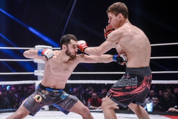 Сергей Морозов vs Мовсар Евлоев, M-1 Challenge 88