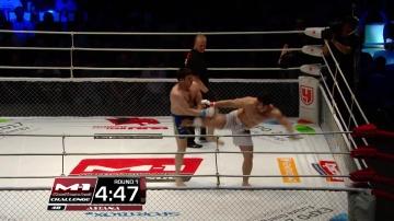 Арсен Абдурашидов vs Асламбек Мусаев, M-1 Challenge 48