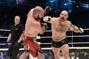 Денис Полехин vs Курбан Ибрагимов, M-1 Challenge 73