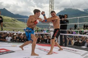 Залимбег Омаров vs Алексей Невзоров, M-1 Challenge 95