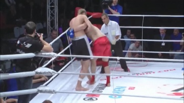 Александр Волков vs Абдулхалик Магомедов, M-1 Selection 2009 8