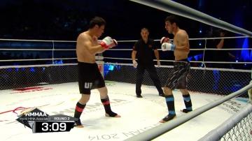 Шагмар Михралиев vs Ильгизбек Сайпиев, M-1 Challenge 48
