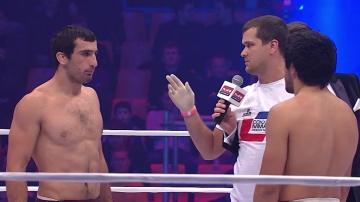 Магомед Мутаев vs Азиз Джуманиязов, WMMAA Finals