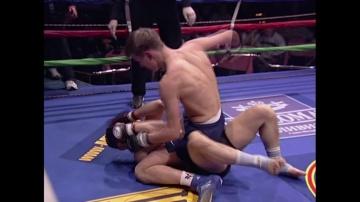 Александр Яковлев vs Владимир Магомедшафиев, MFC Mix-Fight 2004