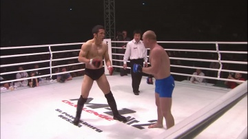 Дайсуке Накамура vs Юрий Ивлев, M-1 Challenge 02