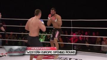 Давид Базиак vs Борислав Иглев, Selection 2010 Western Europe Round 2