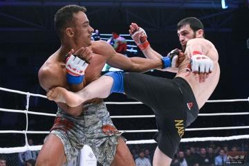 Рубенилтон Перейра vs Лом-Али Нальгиев, M-1 Challenge 86