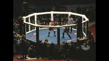 Ронни Ривано vs Никита Абрамов, M-1 MFC - World Championship 1997