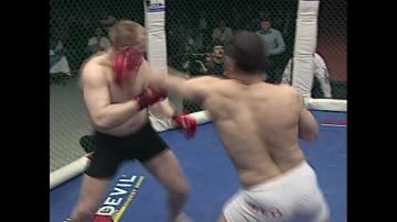 Башир Гулиев vs Антон Архипкин, M-1 MFC - Russia vs. the World 3