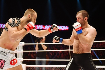Магомед Султанахмедов vs Сергей Романов, M-1 Challenge 75