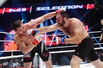 Дмитрий Микуца vs Дмитрий Тебекин, M-1 Challenge 79
