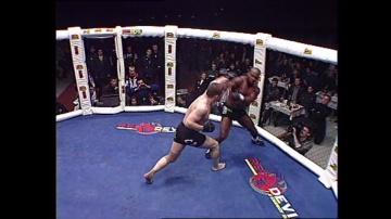 Станислав Нущик vs Дэррел Голэр, M-1 MFC European Championship 2000