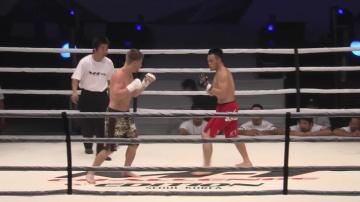Дэвид Гарднер vs Янг Йонг Ким, M-1 Challenge 06