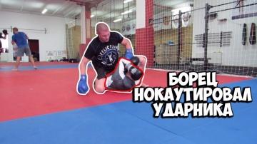 Алексей Ильенко: подготовка к M-1 Challenge 96