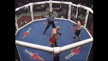 Деннис Дерябкин vs Видаль Серрадила, M-1 MFC European Championship 1998