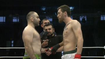 Mairbek Albastov vs Bur Tsalakov, Road to M-1